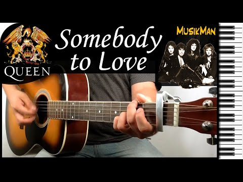 Somebody To Love 😧💖 - Queen / MusikMan #124