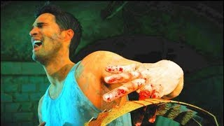 Until Dawn Michael Cut His Fingers Off Scene Ps4 60fps 1080p