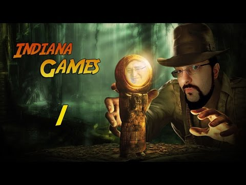 Indiana Games - Episodio 1