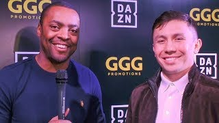 GGG on Dirty Politics in Boxing & REAL Champions
