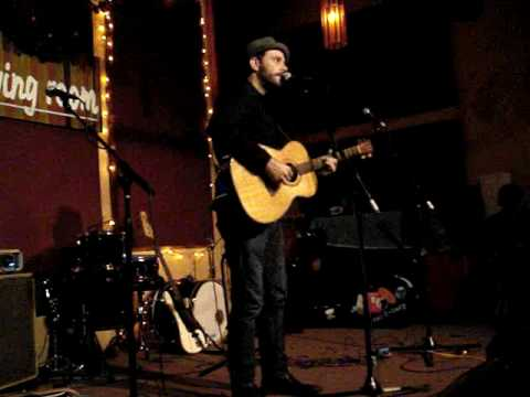 Greg Laswell - Sweet Dreams [Living Room NYC Dec 08]
