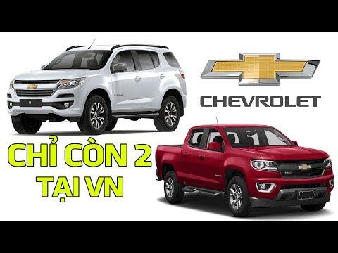 Chevrolet đã rút hết tại VN #txh