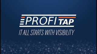 Profitap - It all starts with visibility