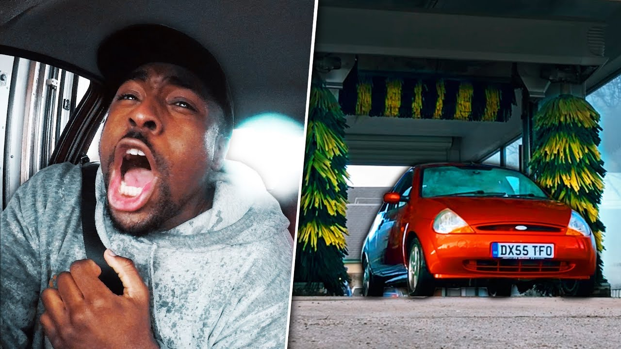 Here's What Happens When You Drive Through A Car Wash With No Windows    (ft  Callux)