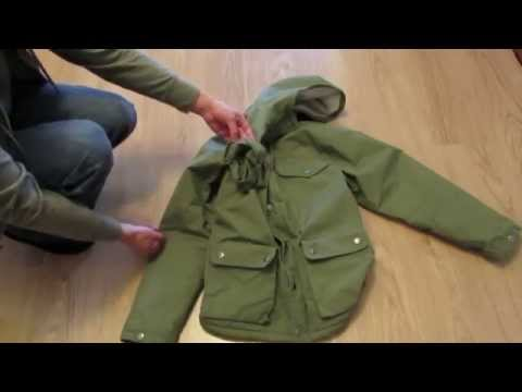 499803fec51f Fjallraven Greenland Winter Jacket Overview - YouTube