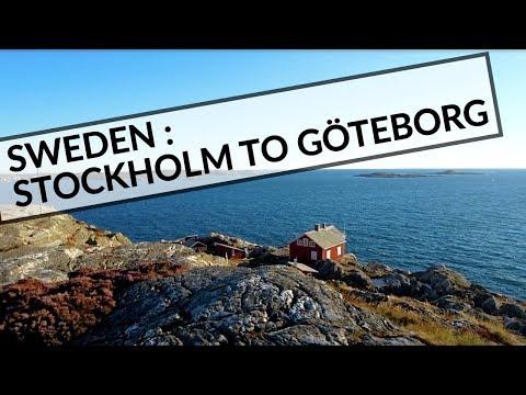 Sweden : 12 Days Trekking From Stockholm To Göteborg