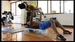 Power Couple Workout | Home Workout