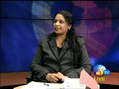 VASUKI SOLICITORS Immigration legal adviser Theepam TV Part 1