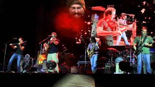 The Zac Brown Band - Free And Into The Mystic.wmv