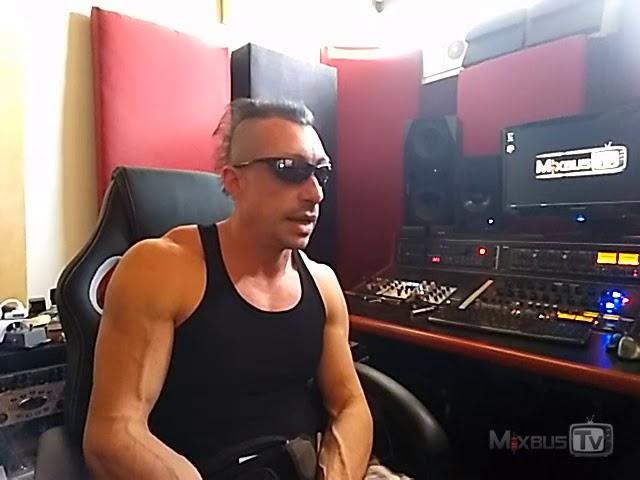 Davids Vlog - Q&As How I became a mix engineer, setting goals