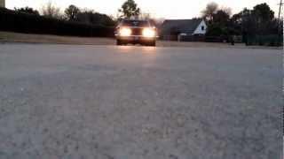 63 Buick Riviera Correct Burnout