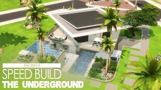 The Sims 4 - Speed Build - The Underground