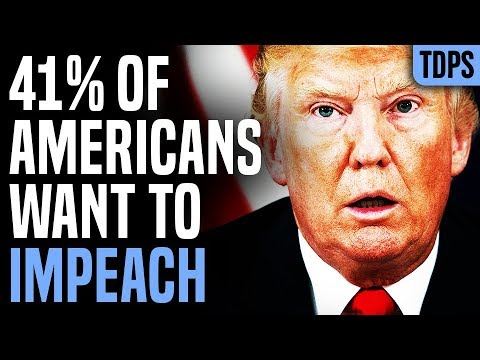 Trump Impeachment Support Spikes to 41% - YouTube