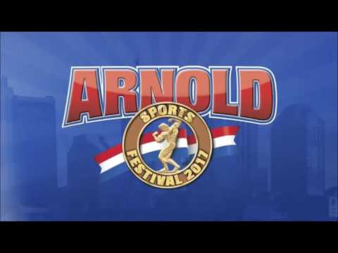 Arnold Strongman 2017 Rogue Fitness