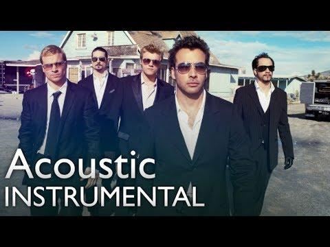 Backstreet Boys  Incomplete Acoustic Instrumental HQ
