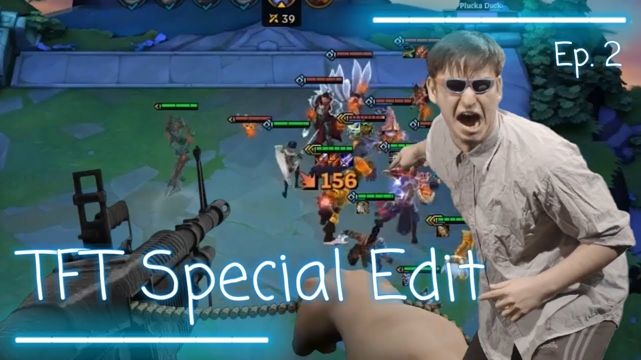 TFT Best & Funny Edit | Special Ep. 2 『롤 갤러리』