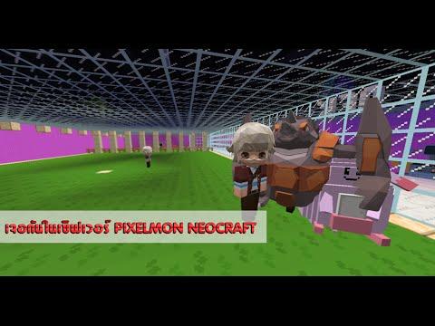 VFW - Minecraft เซิฟ Pixelmon Neocraft