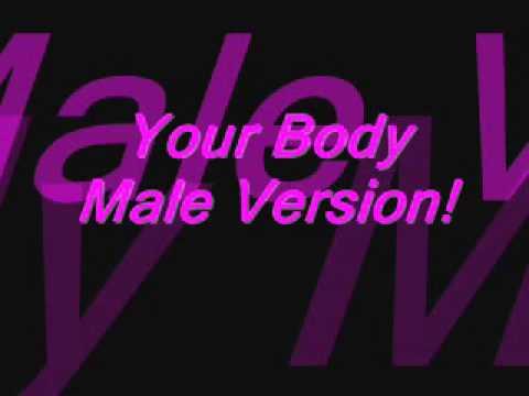 Nightcore - Your body (Male version)