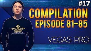 Sony Vegas Pro 13: The Best Essential Tips - Episode #17 (Compilation)