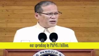 Philippine President Benigno Aquino III: Corruption in Gloria Arroyo