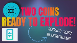 2 COINS THAT WILL 20x THIS BULL CYCLE! XRP News | Google Cloud Goes Blockchain!