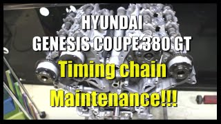 Hyundai Timing Chain Tensioner Problem - The Auto Rules