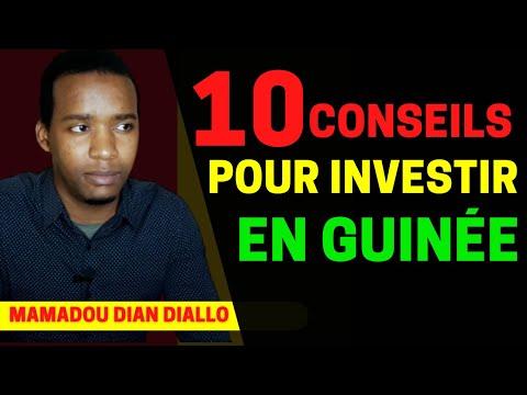 Investir en Guinée