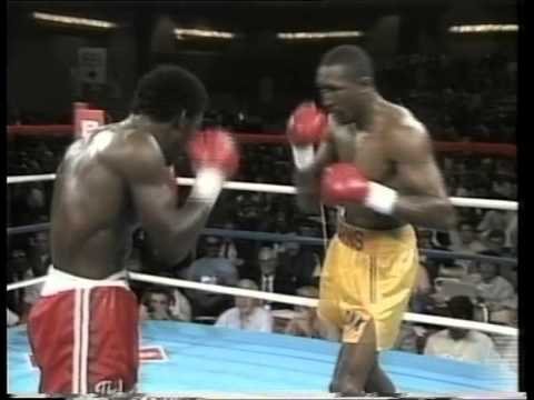 Thomas Hearns vs James Kinchen 4.11.1988 - NABF & WBO Super Middleweight Titles