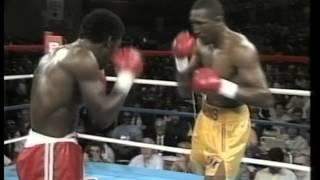 Thomas Hearns vs James Kinchen 4.11.1988 - NABF & WBO Super Middleweight Titles