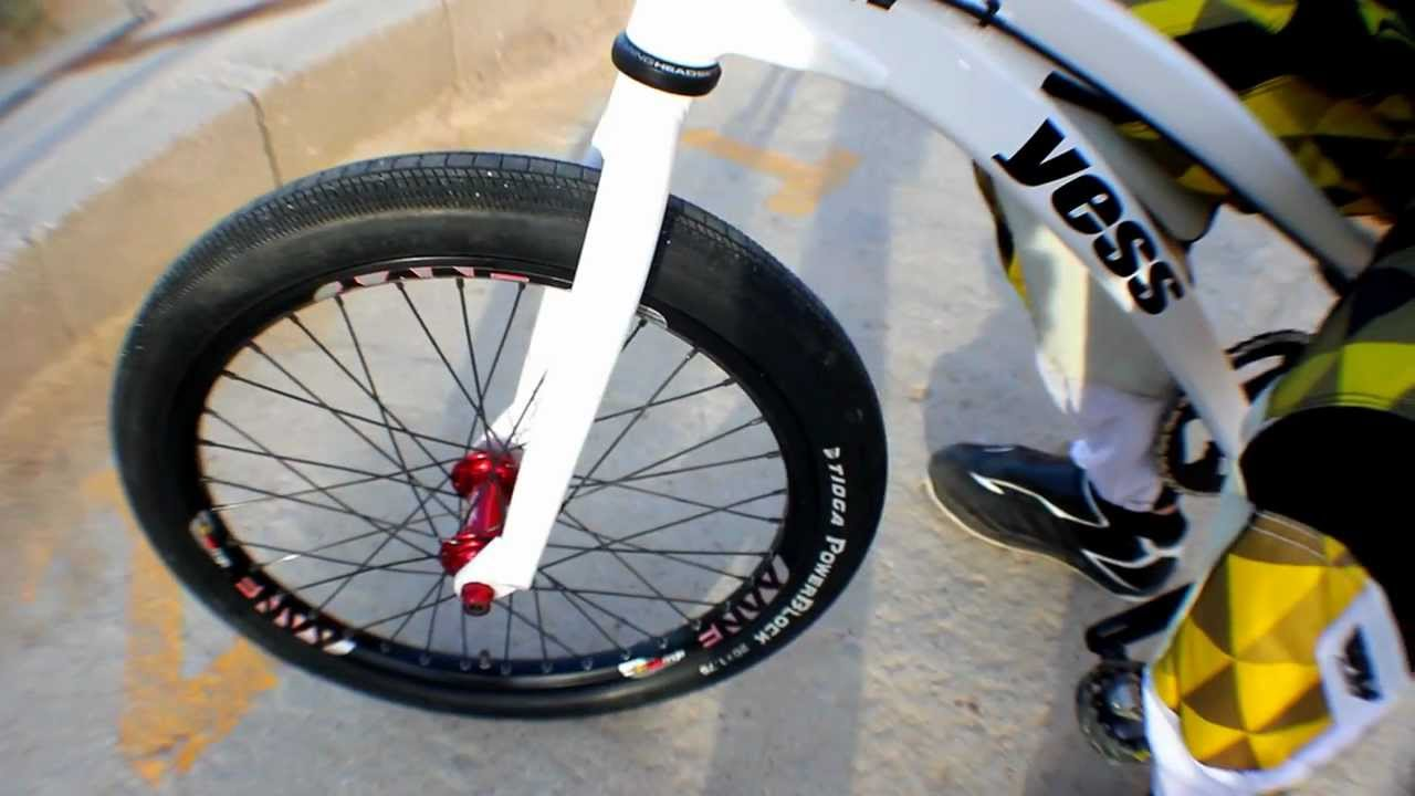 Alejandro Alcojor -Team YESS BMX RACE- - YouTube