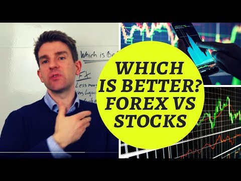 Which is Better? Forex or Stock Trading? ⚖️