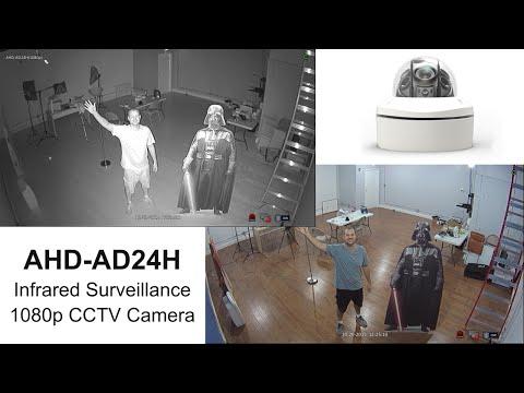 1080p Security Camera - AHD-AD24H