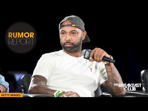 Joe Budden Announces End Of Podcast With Spotify During On Air Rant
