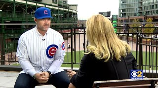 One On One With David Ross
