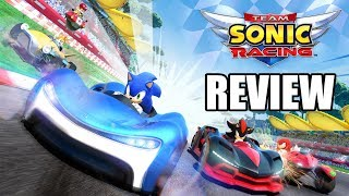 Team Sonic Racing Review - The Final Verdict (Video Game Video Review)