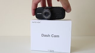 Auto Vox D2 Pro Dashcam Review