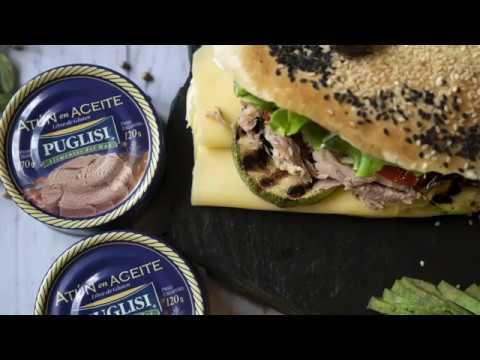 Sandwich de Atun - Momentos Puglisi