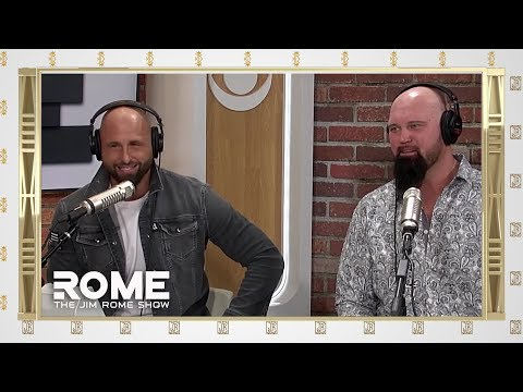 Luke Gallows and Karl Anderson Talk WWE   The Jim Rome Show