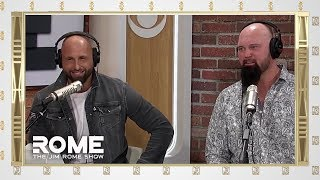 Luke Gallows and Karl Anderson Talk WWE | The Jim Rome Show