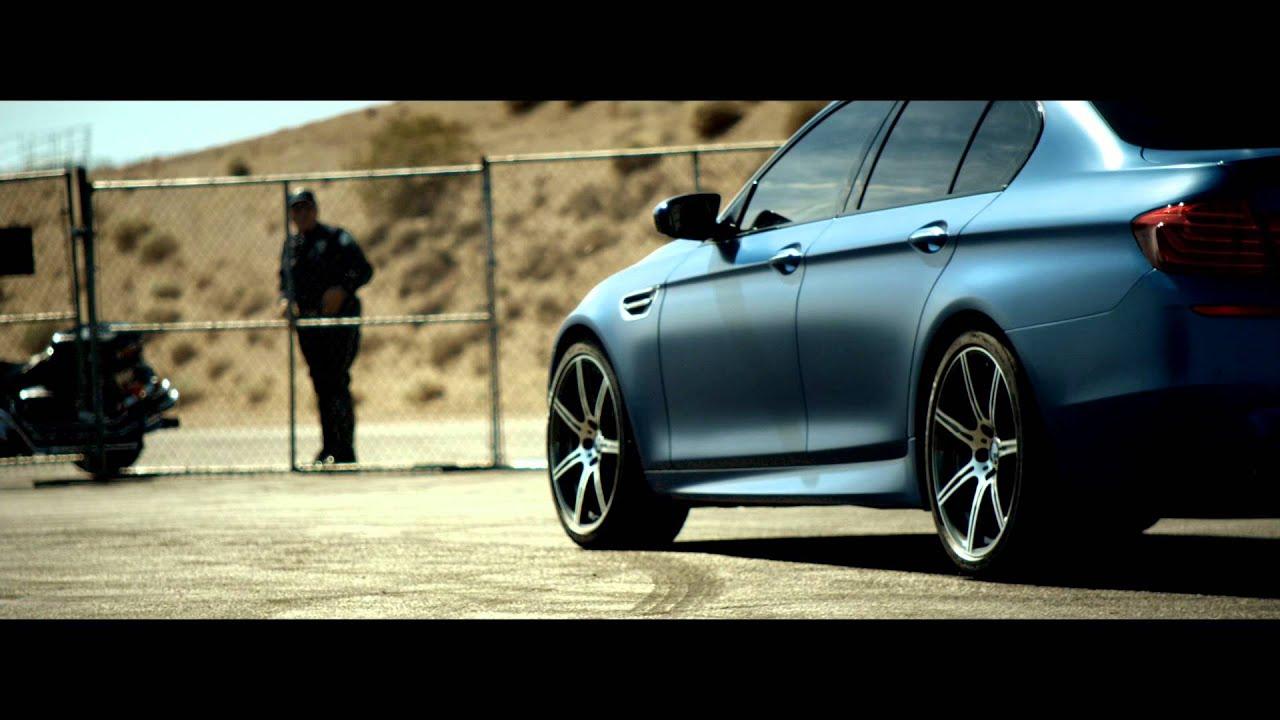 Az új BMW M5