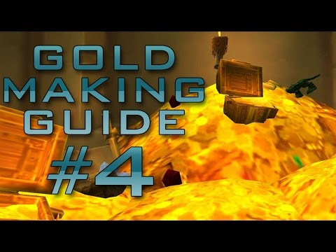 How to Make Gold in World of Warcraft - Episode 04 -  MAX Your Profits with Spreadsheets!
