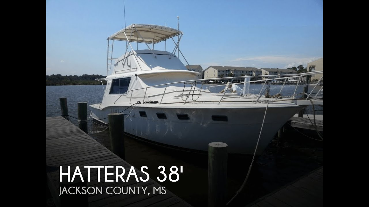 sold  used 1968 hatteras 38 convertible in ocean springs  mississippi