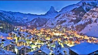 Церматт Швейцария райское место нашими глазами Zermatt Switzerland Горнолыжные курорты Швейцарии