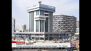 Facility Safety - The Pulse on JoyNews (15-10-18)