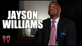 Jayson Williams on Hitting Man with a Bottle After He Pulled Knife on Barkley (Part 5)