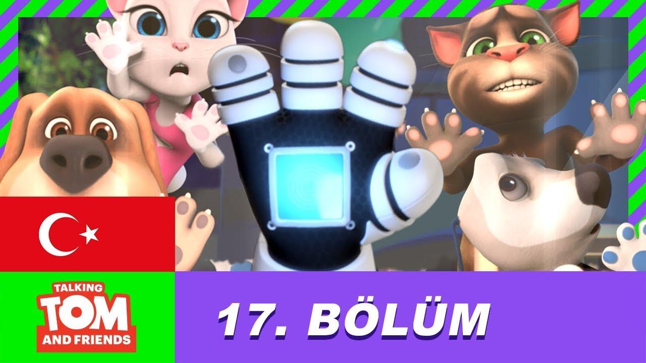 Konuşan Tom ve Arkadaşları - Eldiven Telefon (17. Bölüm)