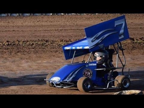 Points race #1 at cottage grove speedway