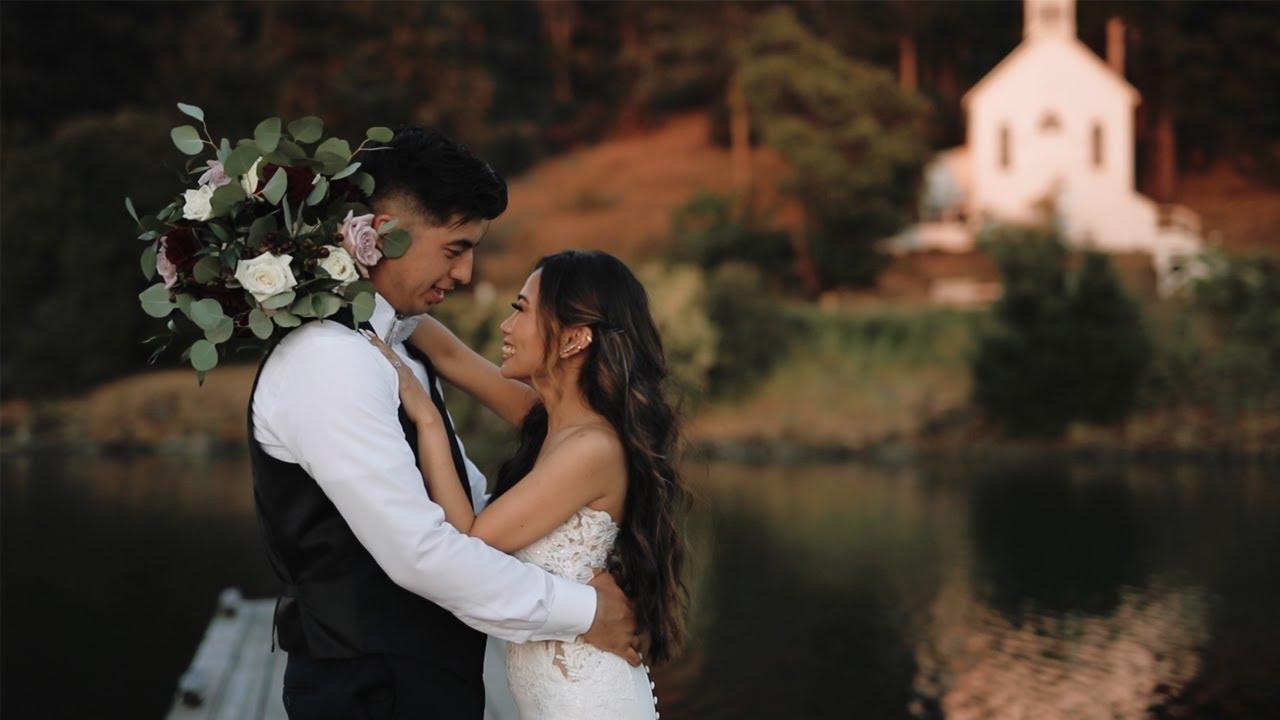 You Are My World l Roche Harbor Wedding l Destination Wedding Video