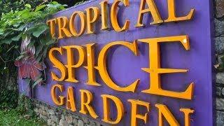 Tropical Spice Garden - Penang, Malaysia