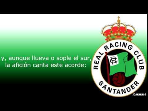 Himno | Real Racing Club de Santander